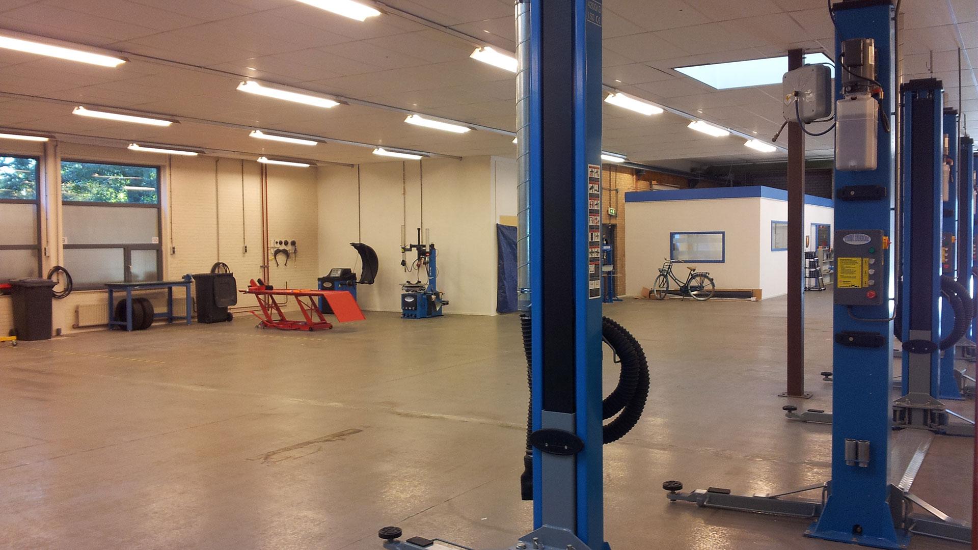 Garage Huren Leiden : Dhz flexwheels gemak onder één dak